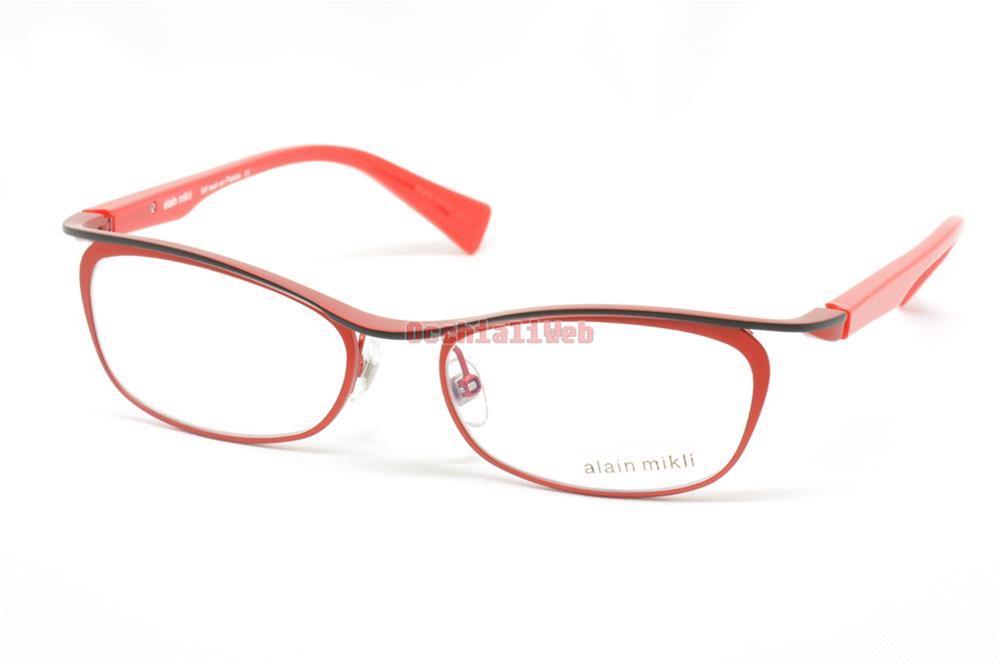 Alain Mikli 0a03063 B08g Occhiale Da Vista Blu Blue Eyeglasses Sehbrille Uomo xbfJ1ssIu