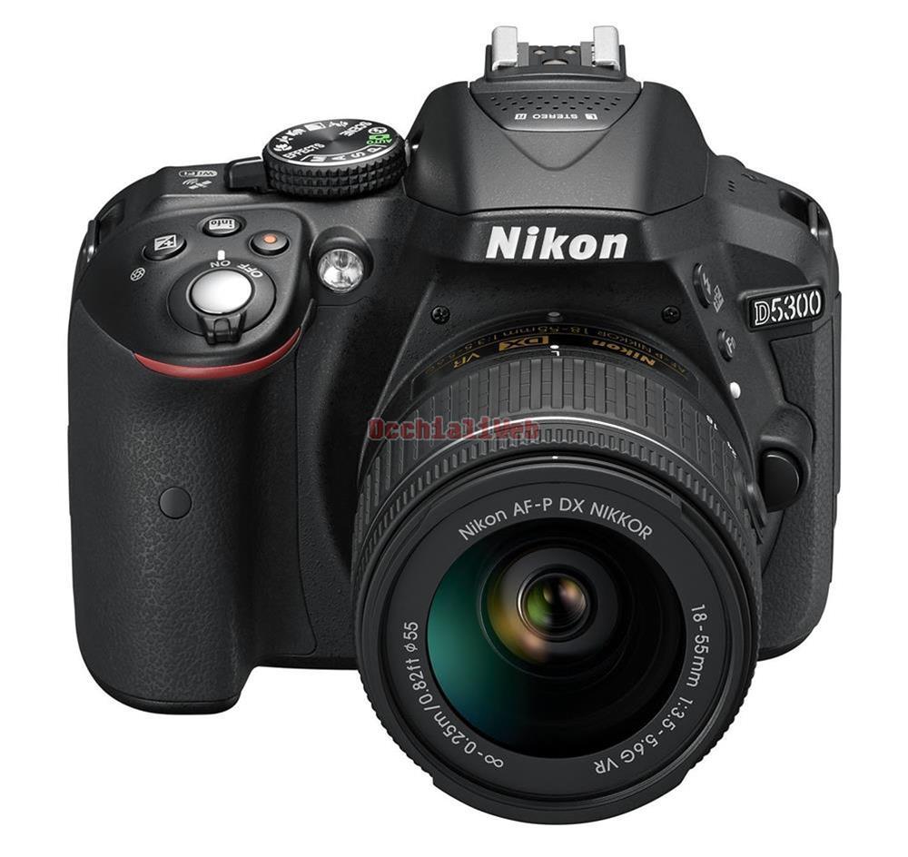 itm Nikon D Kit nero AF P  VR Versione EU