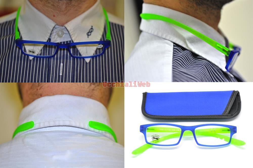 Espressoocchiali occhiali da lettura per vedere leggere da vicino con