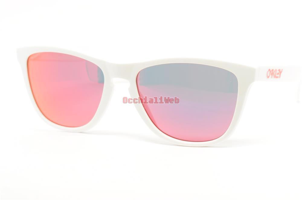 crosshoakley frogskins rootbeer  occhiali da sole sunglasses