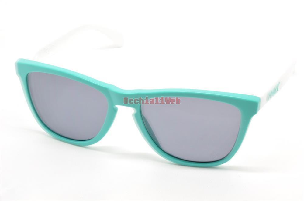 occhiali oakley frogskins ebay