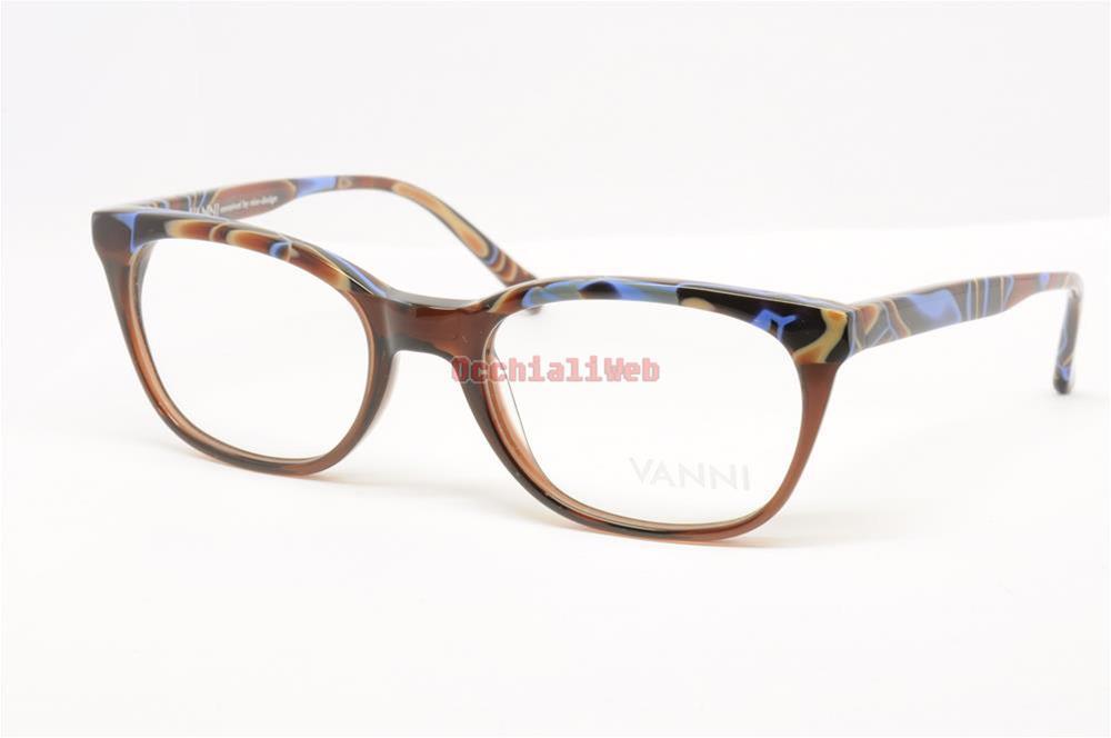 occhiali da vista eyeglasses vanni mod v3655 col a346