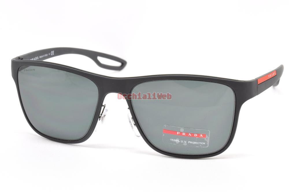 228da70c52522 Prada Linea Rossa Sunglasses Sps 56p
