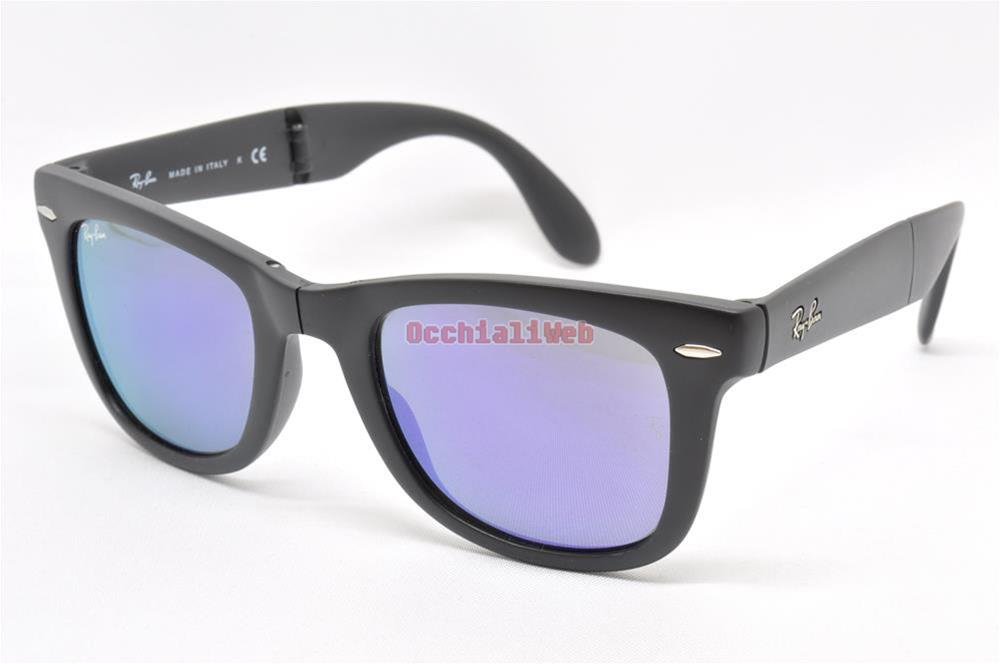 acd7771914a ray ban wayfarer folding rb4105 ebay - Holly s Restaurant and Pub