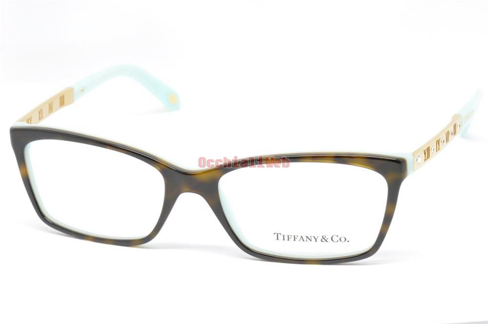 Tiffany & Co. 2103B VISTA Col.8134 Cal.53 New EYEGLASSES ...