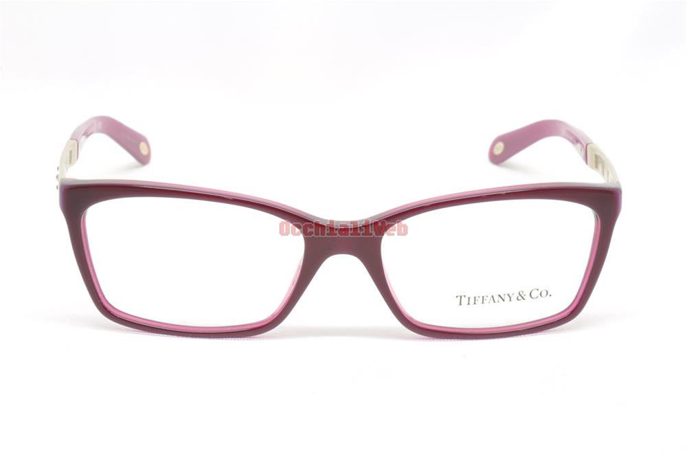 Tiffany Glasses Frames New York : Tiffany & Co. TF 2103-B Col.8173 Cal.53 New EYEGLASSES ...