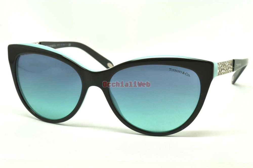 Tiffany Sunglasses  tiffany co tf 4119 col 8055 9s cal 56 new sunglasses ebay