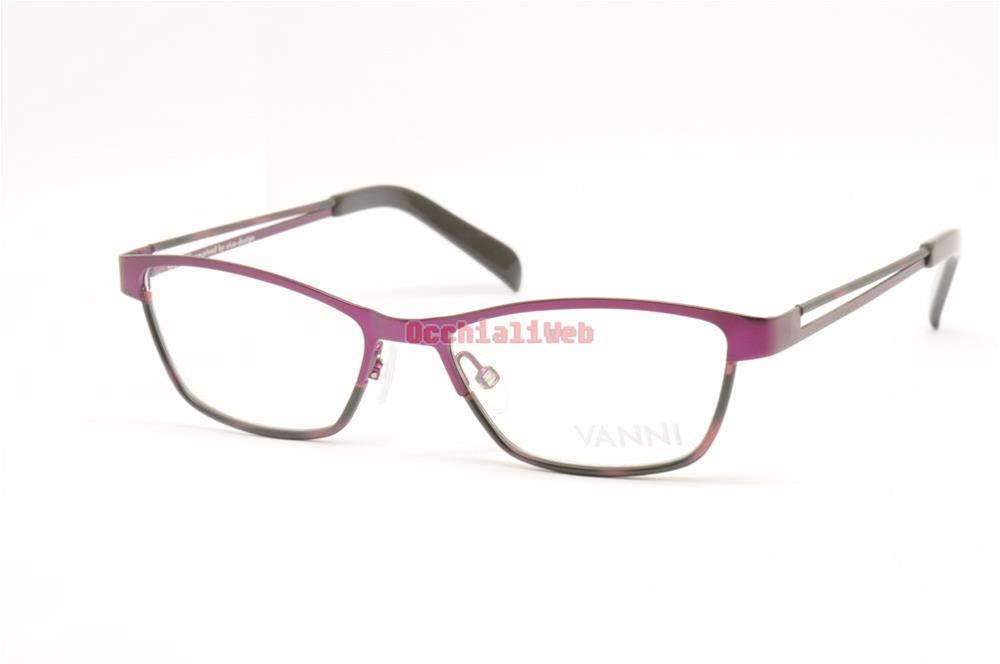 vanni vk8482 col c605 cal 49 new eyeglasses eyewear ebay