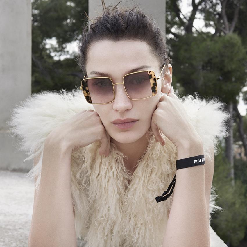 occhiali da sole miu miu