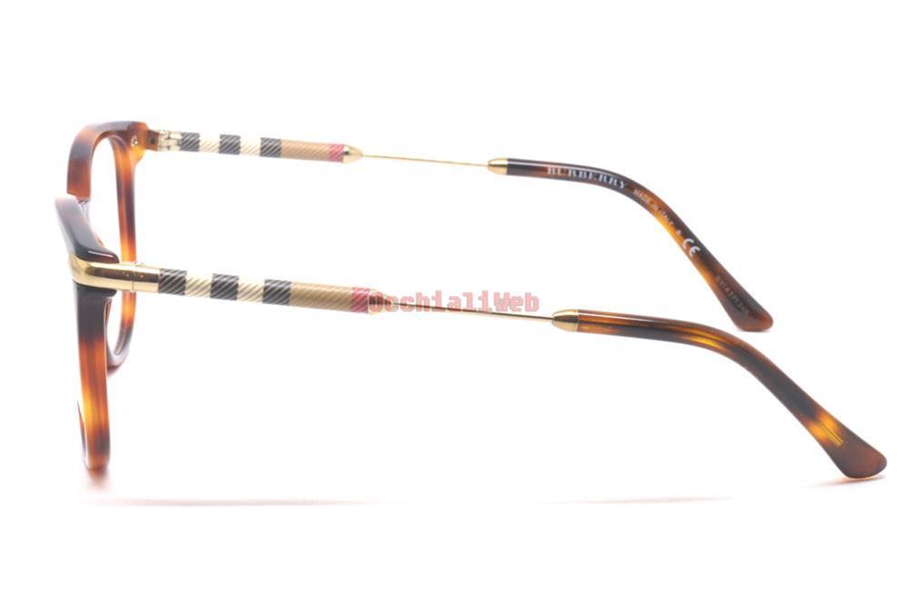 Burberry B 2255 Q Farbe 3316 kaliber 53 Neu BRILLE | eBay