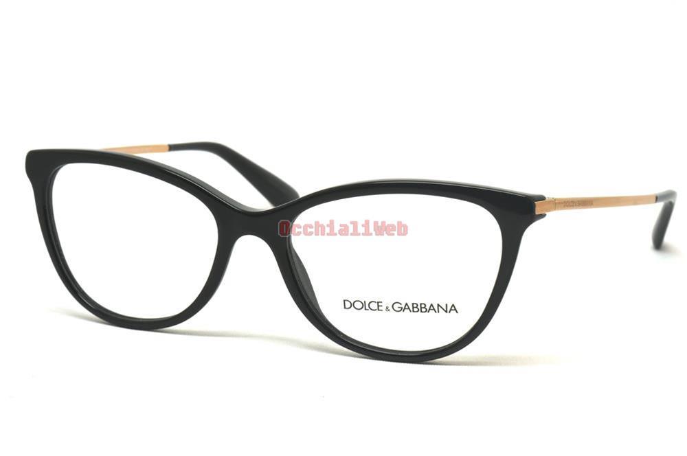 Details about Dolce   Gabbana DG 3258 Col.501 Cal.54 New EYEGLASSES-EYEWEAR 866a05e7c8