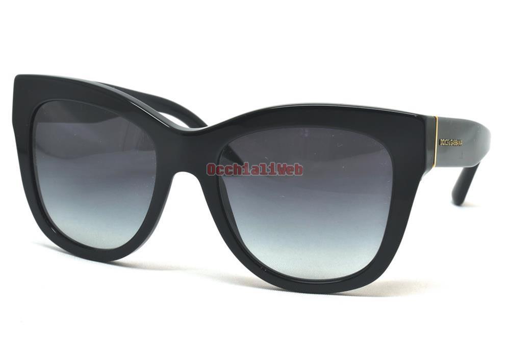9523b687e Details about Dolce & Gabbana DG 4270 Col.501/8G Cal.55 New SUNGLASSES