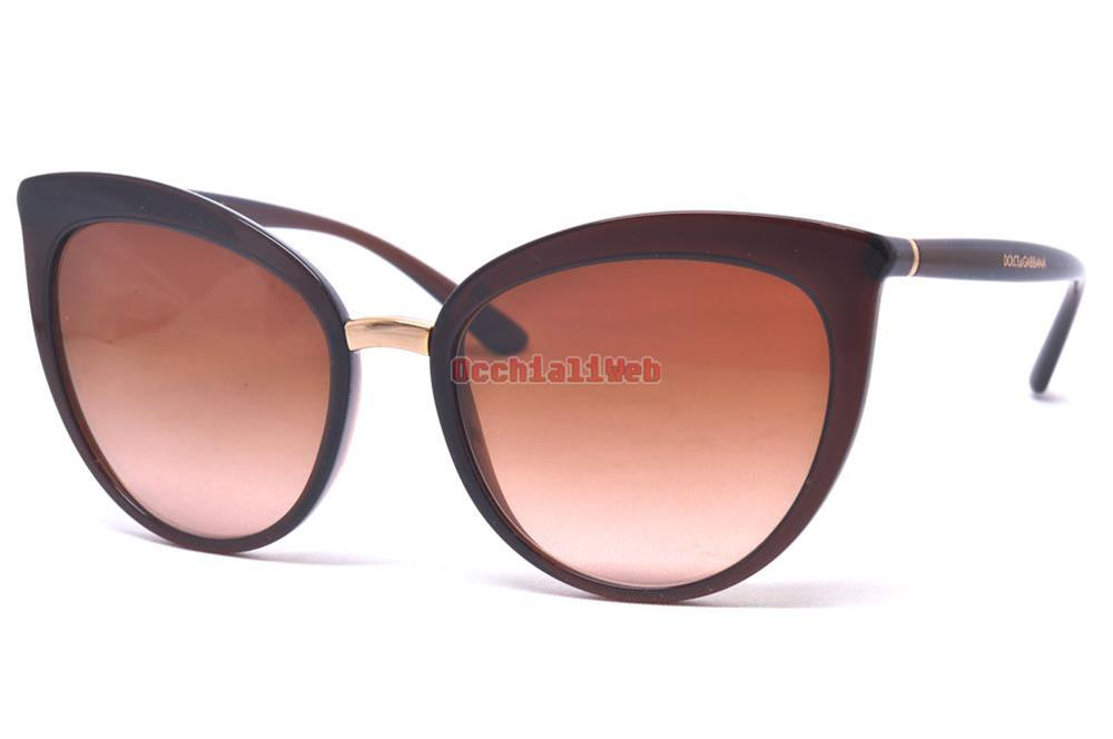 e9c32059ecdd Details about Dolce & Gabbana DG 6113 Col.3159/13 Cal.55 New SUNGLASSES