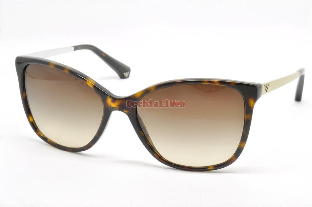 428d4f2ee4c4 Details about Emporio Armani EA 4025 Col.5026 13 Cal.55 New SUNGLASSES