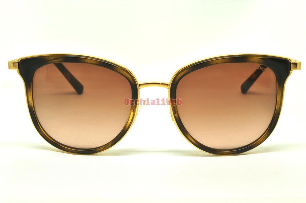 Adrianna I Sunglasses in Dark Tortoise Gold MK1010 110113 54 Michael Kors ddhHEap