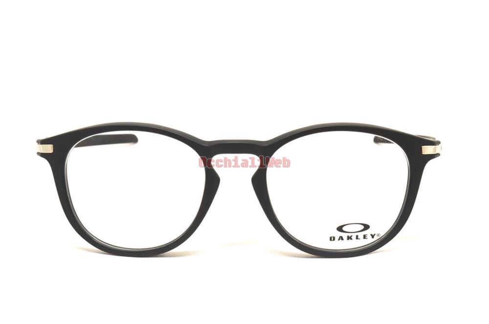 be43433b57 Oakley OX 8149 0150 PITCHMAN R CARBON Col.01 Cal.50 New EYEGLASSES ...