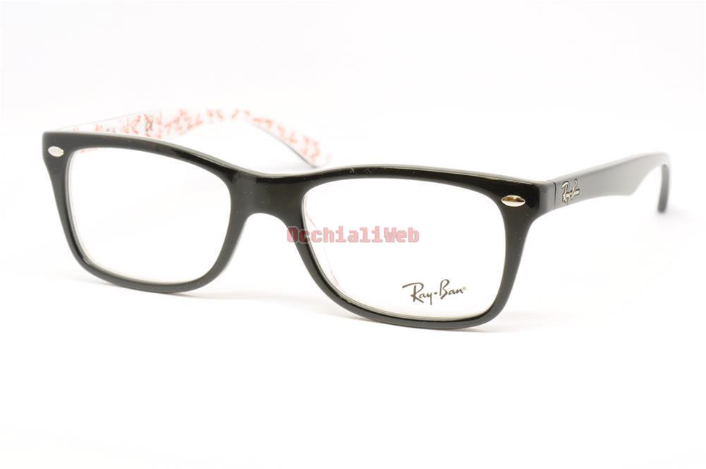 occhiali vista ray ban 5228
