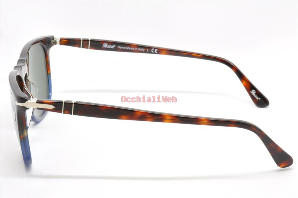 434c3e0389 Persol 9649-S Col.1022 58 POLARIZED Cal.55 New SUNGLASSES