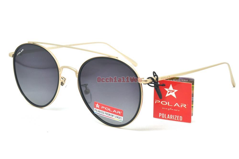 selezione migliore 2ece6 524dd Dettagli su Polar Sunglasses PABLO Col.2 M Cal.53 New Occhiali da  Sole-Sunglasses