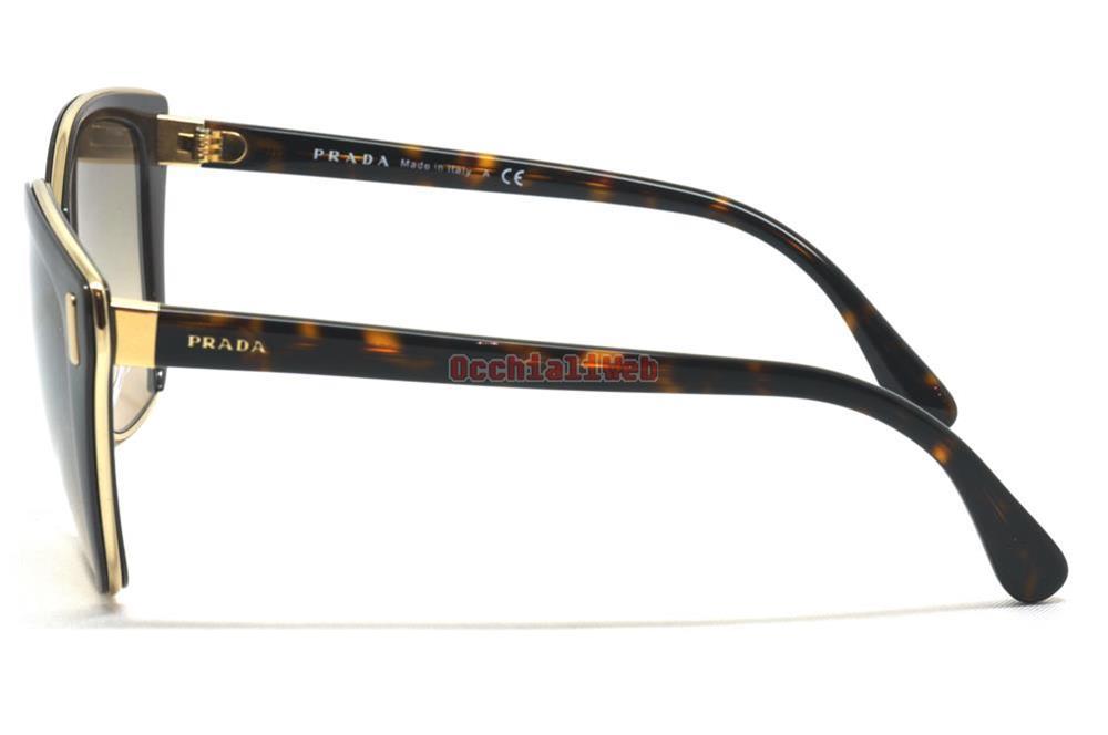 Prada SPR 56T DHO-3D0 Sonnenbrille wjyK69zHB