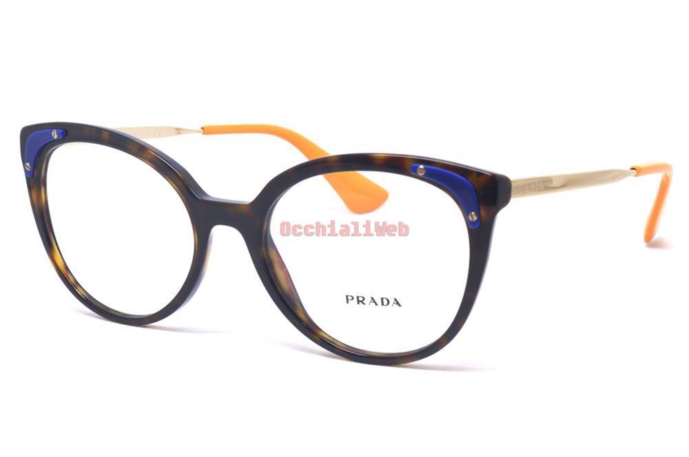 e0847524a82 ... best price prada vpr 12u col.2au 1o1 cal.53 new eyeglasses eyewear ebay