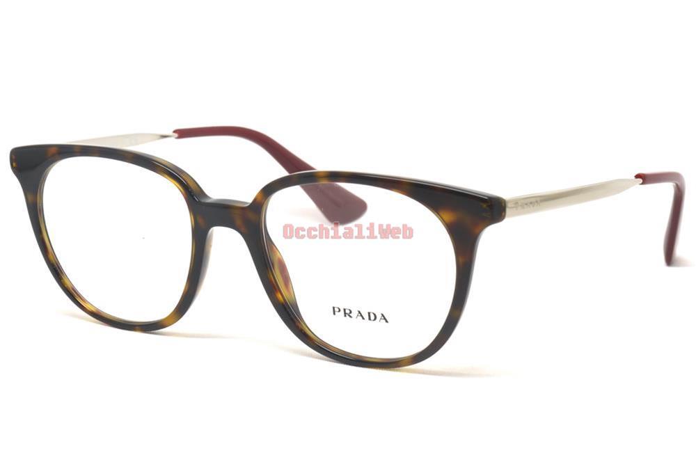 New Da Vpr Prada Vista 2au Cal 13u 50 Occhiali Ebay 1o1 Eyeglasses Col p0Cqzw0