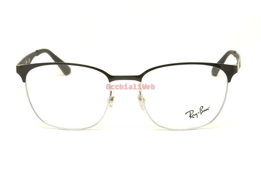 Occhiale da Vista Ray Ban RX 6356 (2861) Iurnw