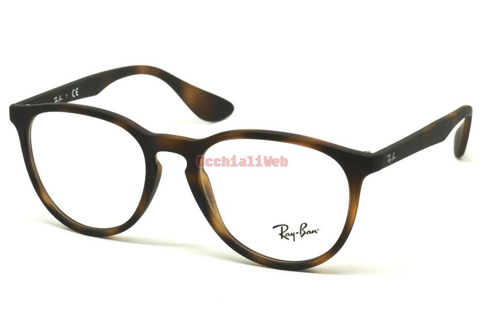 occhiali da vista ray ban tartarugati