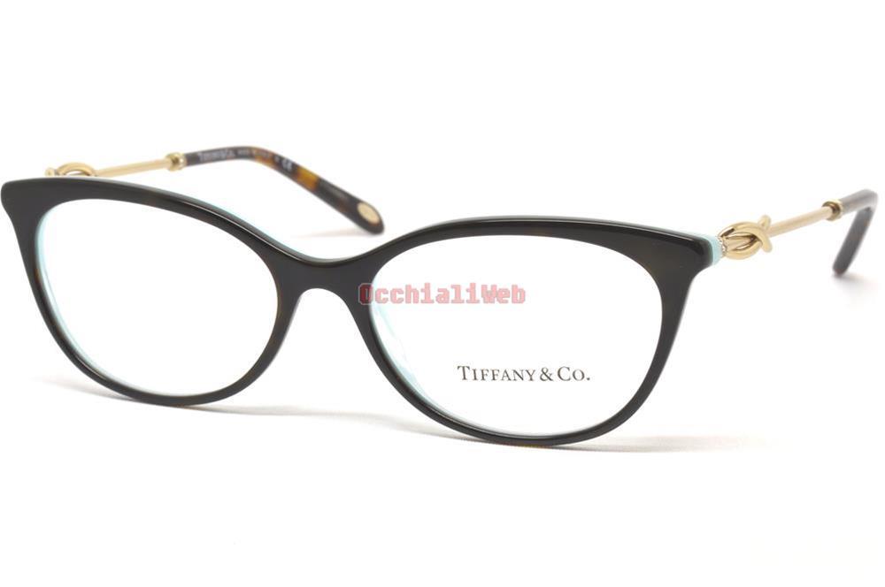 Tiffany & Co. TF 2142-B Farbe 8217 kaliber 53 Neu BRILLE | eBay