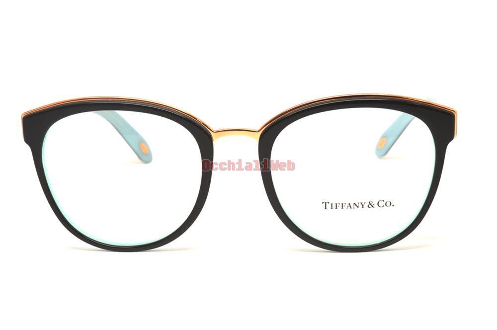 d41b36b5d2e Tiffany   Co. 2162 VISTA Col.8055 Cal.53 New EYEGLASSES-EYEWEAR