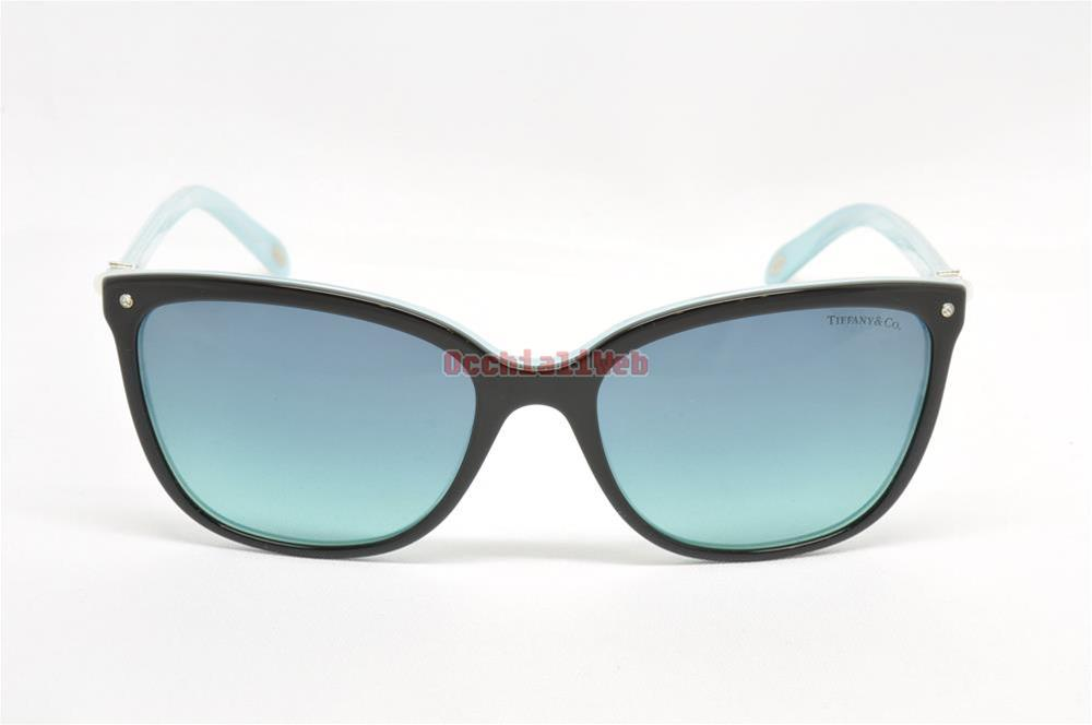 47f5c074da7 Tiffany   Co. TF 4105-H-B Col.8193 9S Cal.55 New SUNGLASSES ...