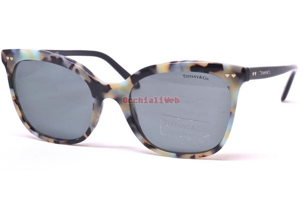 Tiffany & Co. TF 4140 De Color 8213/3F Calibre 54 Nuevo GAFAS DE SOL ...