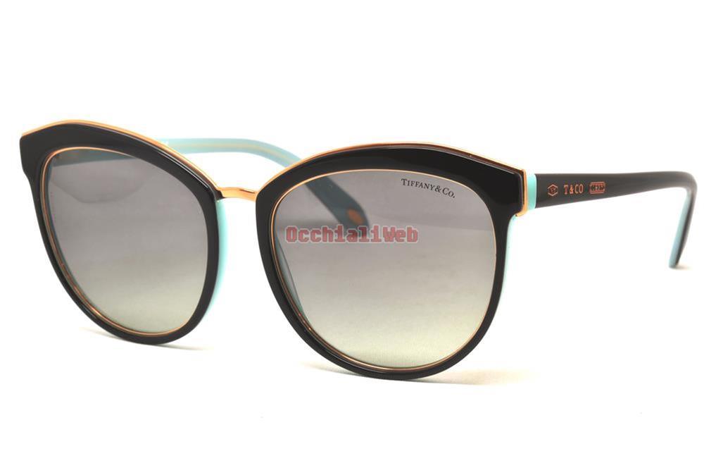 Tiffany & Co. TF 4146 De Color 8055/3C Calibre 56 Nuevo GAFAS DE SOL ...