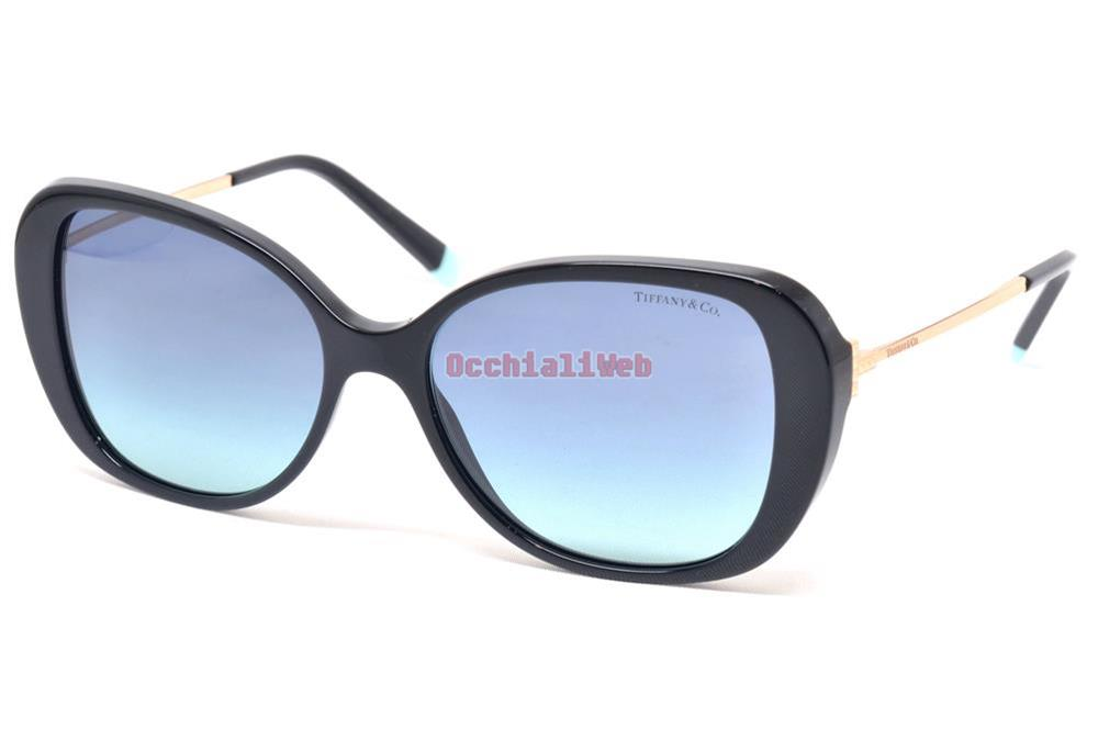 c79d63bf27f8 Details about Tiffany   Co. TF 4156 Col.8001 9S Cal.55 New SUNGLASSES