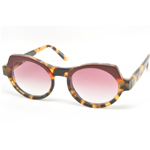 Seeoo Woman Sun Col.SW 3D Cal.48 New Occhiali da Sole-Sunglasses