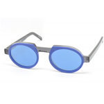 Seeoo BIG acetate SUN Col.02 Cal.47 New Occhiali da Sole-Sunglasses