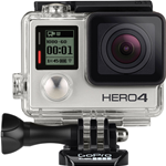GOPRO HERO4 Silver Edition Adventure Videocamera, 12 MP,ACTION CAM WiFi