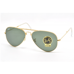 Ray-Ban RB 3479 AVIATOR FOLDING Col.001 Cal.55 New Occhiali da Sole-Sunglasses