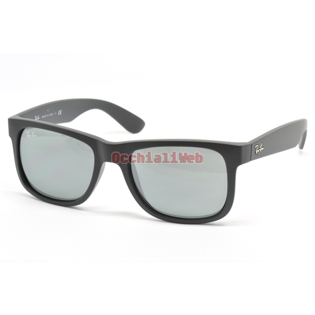 e47aaa65ae Occhialiweb.com  Ray-Ban RB 4165 JUSTIN Col.622 6G Cal.54 New ...