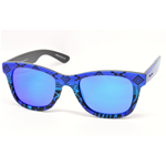 Italia Independent I-PLASTIC 0090INX Col.022.000 Cal.50 New Occhiali da Sole-Sunglasses