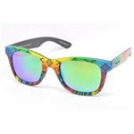 Italia Independent I-PLASTIC 0090INX Col.149.000 Cal.50 New Occhiali da Sole-Sunglasses
