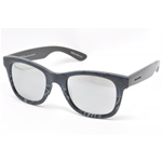 Italia Independent I-PLASTIC 0090INX Col.071.000 Cal.50 New Occhiali da Sole-Sunglasses