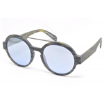 Italia Independent BRUSH 0913 Col. 0913.BHS.022 Cal.51 New Occhiali da Sole-Sunglasses