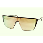 Italia Independent I-METAL: THIN 0215 Col.ZEB.044 New Occhiali da Sole-Sunglasses