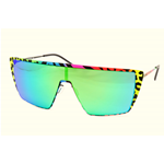 Italia Independent I-METAL: THIN 0215 Col.149.009 New Occhiali da Sole-Sunglasses