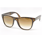 Ray-Ban RB 4105 FOLDING Col.710/51 Cal.54 New Occhiali da Sole-Sunglasses