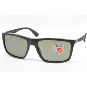 Sunglasses Ray Ban Rb4228 6019a 58 RAYBAN Black Polarized