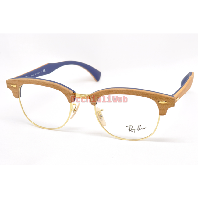 c7dde55dd0 ... where to buy ray ban rb 5154 m clubmaster wood col.5559 cal.51