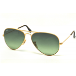 Ray-Ban RB 3025 AVIATOR Col.181/71 Cal.58 New Occhiali da Sole-Sunglasses