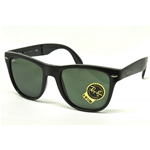 Ray-Ban RB 4105 FOLDING WAYFARER Col.601 Cal.54 New Occhiali da Sole-Sunglasses